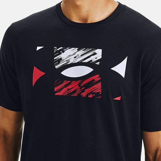 Under Armour Big Logo Sketch Ss 1357158 001