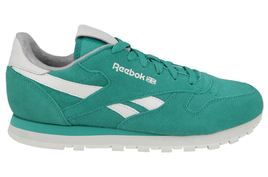 WOMEN'S SHOES  SNEAKER REEBOK CLASSIC LEATHER SUEDE M49099