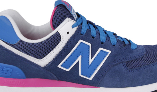 WOMEN'S SHOES SNEAKERS NEW BALANCE WL574MOY