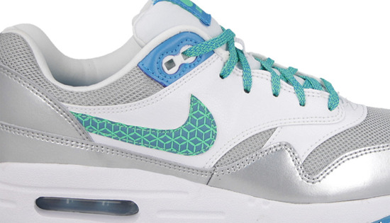 WOMEN'S SHOES SNEAKERS NIKE AIR MAX 1 (GS) 807605 100