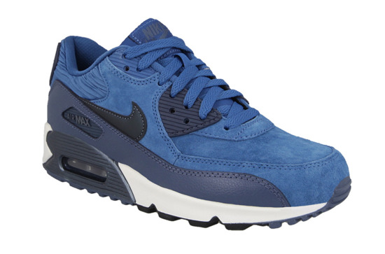 WOMEN'S SHOES SNEAKERS NIKE AIR MAX 90 LEATHER 768887 401