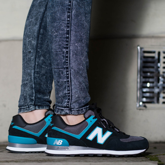 WOMEN'S SHOES SNEAKERS New Balance WL574AAB
