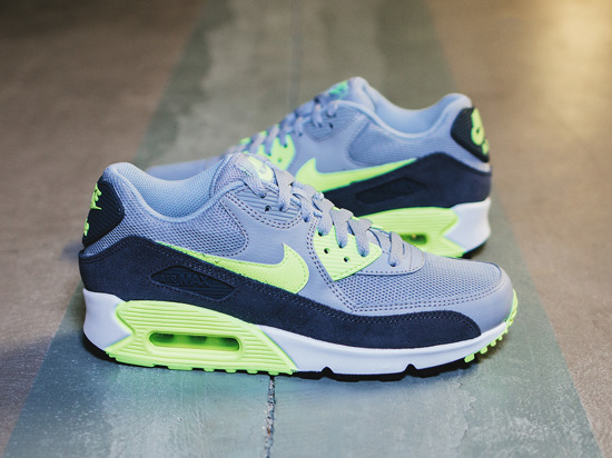 WOMEN'S SHOES SNEAKERS Nike Air Max 90 Essential 616730 022