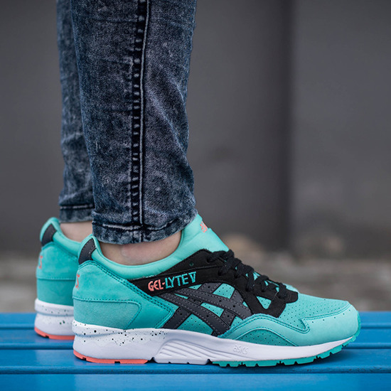 Women's Shoes sneakers Asics Gel Lyte V Miami Pack H607N 7790