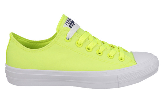 Women's Shoes sneakers Converse Chuck Taylor All Star II OX Volt 150160C