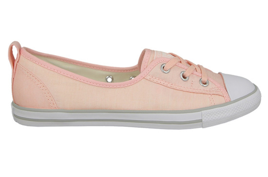 Women's Shoes sneakers Converse Chuck Taylor As Ballet Lace 555871C