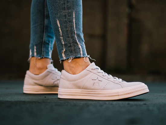 85f56f327fd Women s Shoes sneakers Converse One Star Ox 158487C - Best shoes ...