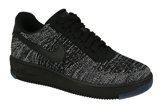 Women's Shoes sneakers Nike Air Force 1 Flyknit Low 820256 007