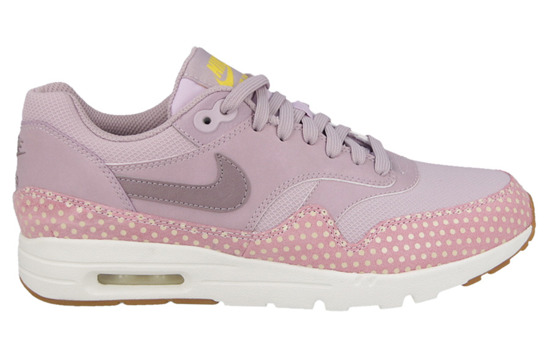 Women's Shoes sneakers Nike Air Max 1 Ultra Essential Plum Fog 704993 501