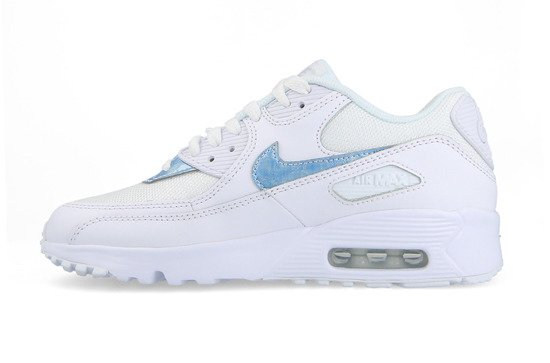 Women's Shoes sneakers Nike Air Max 90 Mesh (GS) 833418 111