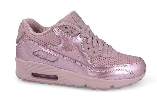 Women's Shoes sneakers Nike Air Max 90 Se Leather 859633 600