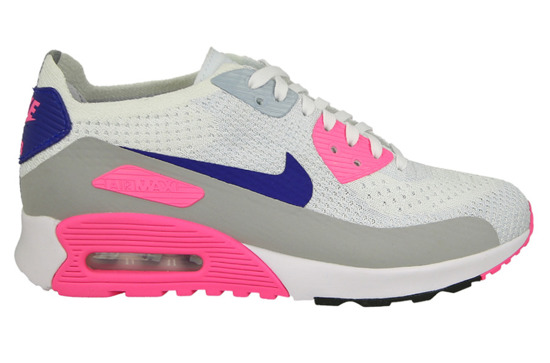 Women's Shoes sneakers Nike Air Max 90 Ultra 2.0 Flyknit 881109 101