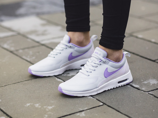Nike Air Max Thea Dark Storm Kellogg Community College