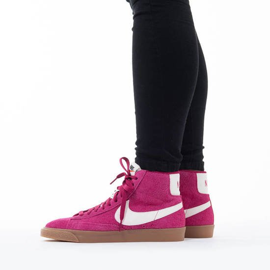 Women's Shoes sneakers Nike Blazer Md Suede Vintage 518171 614