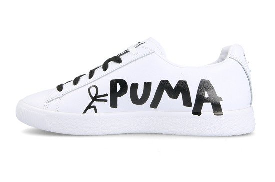 Women's Shoes sneakers Puma Clyde x Shantell Martin 365894 01