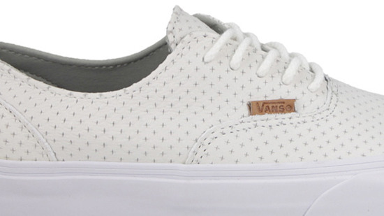 Women's Shoes sneakers Vans Era Decon Leather Emboss 40ZIFG