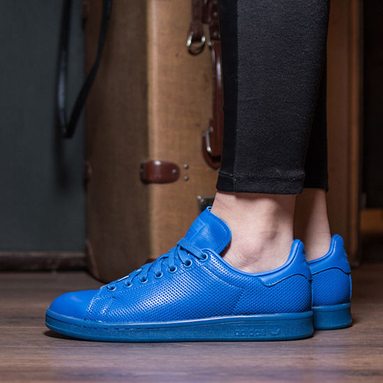 "Women's Shoes sneakers adidas Originals Stan Smith adicolor ""So Icy Pack"" S80246"