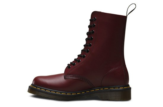 Women's shoes Dr. Martens 1490 Cherry Red 10092600