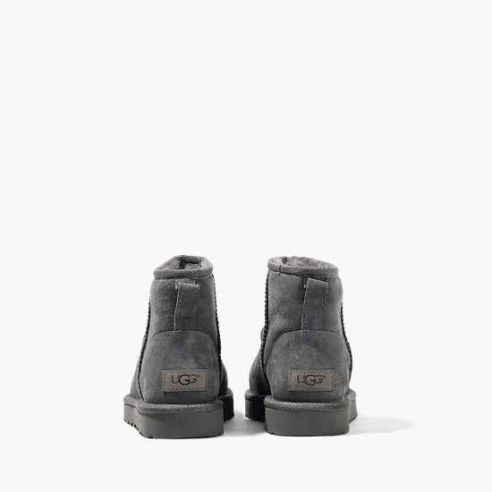 Women's shoes UGG Classic Mini II 1016222 GREY