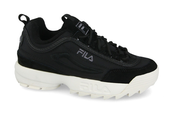 Women's shoes sneakers Fila Disruptor Satin Low 1010437 25Y