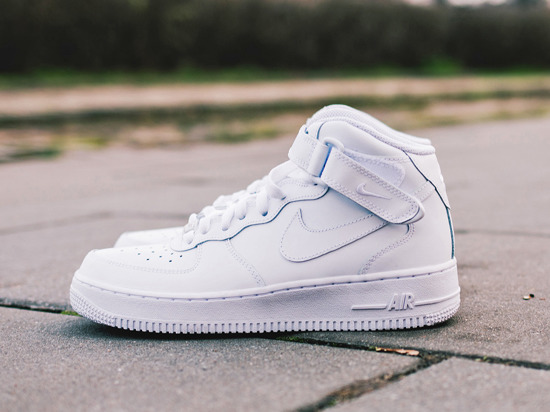 Women's shoes sneakers Nike Air Force 1 Mid (GS) 314195 113
