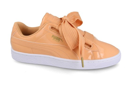 Women's shoes sneakers Puma Basket Heart Patent 363073 16