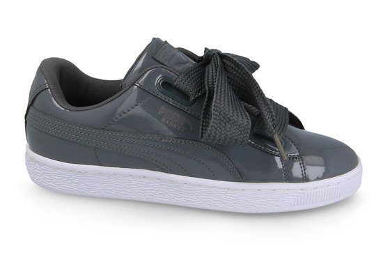 Women's shoes sneakers Puma Basket Heart Patent 363073 17