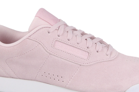Women's shoes sneakers Reebok Princess Leather CN3675