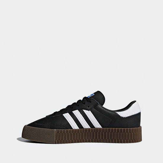 Women's shoes sneakers adidas Originals Sambarose W B28156