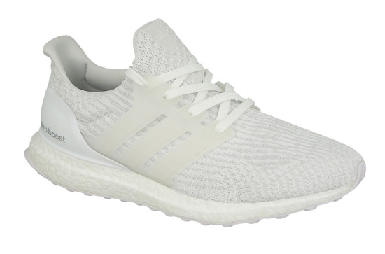 "Women's shoes sneakers adidas Ultra Boost 3.0 Primeknit ""Running White"" BA7686"