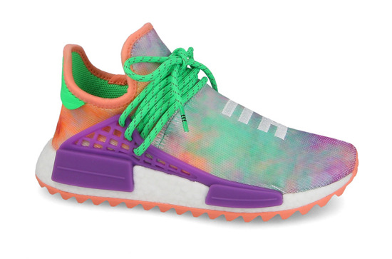 "adidas Originals NMD Holi ""Tie-Dye"" AC7034 x Pharrell Williams Human Race"