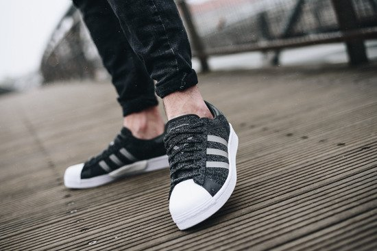 online store ec7a1 e508c adidas Originals Superstar x White Mountaineering AQ0351 ...