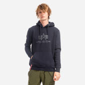 Men's Hoodie Alpha Industries Basic Hoody 178312 07