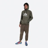 Men's Hoodie Alpha Industries Basic Hoody 178312 257