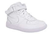 CHILDREN'S SHOES SNEAKERS NIKE FORCE 1 MID (PS) 314196 113