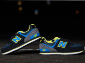 CHILDREN'S SHOES SNEAKERS New Balance KV574O3Y