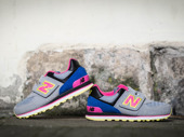 CHILDREN'S SHOES SNEAKERS New Balance KV574O6Y