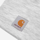 Carhartt Acrylic Watch Hat I020175 ASH HEATHER