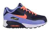 Children's Shoes sneakers Nike Air Max 90 Mesh (PS) 724856 408