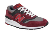 "MEN'S SHOES SNEAKERS NEW BALANCE MADE IN USA ""ROCKABILLY PACK"" M997CRG"