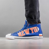 Men's Shoes sneakers Converse Chuck Taylor Nba New York Knicks 159428C