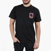 Men's T-Shirt Carhartt WIP Body Paint I026424 Black