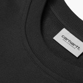 Men's blouse Carhartt WIP I025478 BLACK/WHITE