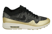 "Nike Air Max 1 Ultra 2.0 Flyknit ""Metallic Gold"" Pack 881195 001"