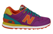 SNEAKER SHOES NEW BALANCE WL574PY -20%