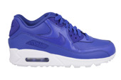 SNEAKER SHOES NIKE AIR MAX 90 LEATHER (GS) 724821 402