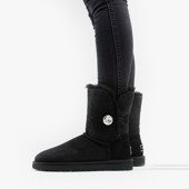 UGG Bailey Button Bling 1016553 BLK