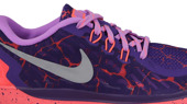 WOMEN'S SHOES NIKE FREE 5.0 LAVA (GS) 807594 506 RUNNING SHOES
