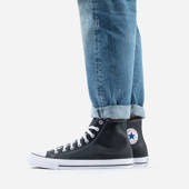 WOMEN'S SHOES SNEAKER CONVERSE CHUCK TAYLOR ALL STAR LEATHER 132170C