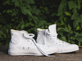 WOMEN'S SHOES SNEAKER CONVERSE CHUCK TAYLOR ALL STAR LEATHER 136822C